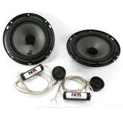 Kit 2 Vias Nar Audio 600 Cs1 6 +coaxial Nar 525 cx1 5 - SONNIC SOUND