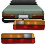 Par Lanterna Traseira Ford Del Rey 1985 ao 1991 - SONNIC SOUND