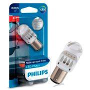 Par Lâmpada Philips P21/5 Led Vision 2 Polos - SONNIC SOUND