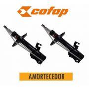 Par Amortecedor Dianteiro Nissan Sentra 2001/2007 e 2012/2013 GP33202+GP33203 - SONNIC SOUND