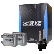 Kit Bi Xenon K2 Basic H4 H13 4300k 6000k - SONNIC SOUND