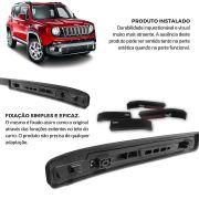 Rack Teto Longarina Jeep Renegade 2015 2016 2017 Modelo Original  - SONNIC SOUND