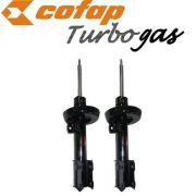 Par Amortecedor Dianteiro Astra 1999/2012 Original Cofap Turbogas GP32277 GP32276 - SONNIC SOUND