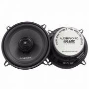 Par De Falantes Audiophonic Club Cb 525/v3 Coaxial 140w Rms - SONNIC SOUND