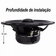 Par De Falantes Audiophonic Club Cb 650/v3 Coaxial 150w Rms - SONNIC SOUND