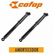 Kit 4 Amortecedores Golf/Bora/Beetle/Audi A3 Original Cofap GP32477/GB27395 - SONNIC SOUND