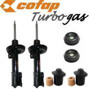 Par Amortecedor Dianteir Astra 2009/2012 Original Cofap+kit Axios GP32277/GP32276/044.1130 - SONNIC SOUND