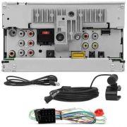 Dvd Pioneer Avh X 2880 Bt 2din Usb Bluetooth E Mixtrax - SONNIC SOUND