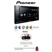 Multimidia Pioneer Avh-A208bt 2din Peugeot 307+câmera - SONNIC SOUND