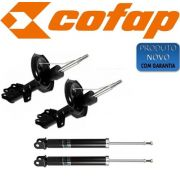 Kit 4 Amortecedores Hyundai I30 2009/2012 Original Cofap GP33204/GP33205/GB48232 - SONNIC SOUND