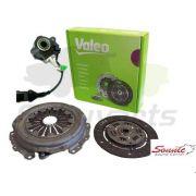 Kit Embreagem Com Atuador Fiat Motores E.Tork 1.6 16v e 1.8 16v VALEO228073/LUK510020510 - SONNIC SOUND