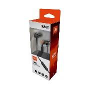 Fone De Ouvido Jbl T290 Preto Com Microfone In Ear Original - SONNIC SOUND