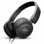 Fone De Ouvido Jbl T450 Preto On Ear Original - SONNIC SOUND