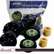Par Amortecedor Dianteiro Meriva 2002/2012 Cofap+kit Axios GP30381/GP30382/BR10204401130 - SONNIC SOUND