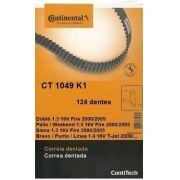 Kit Correia Dentada+tensor Doblo 1.3 16v Fire 2002 Original CT1049K1 - SONNIC SOUND
