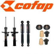 Kir 4 Amortecedores Diant/tras Meriva 2002/2012 Cofap+kit Axios GP30381/GP30382/GBL1256/BR10204401130 - SONNIC SOUND