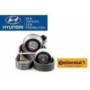 Kit Correia Dentada/tenso/polia Hyundai Tucson 2012 Original CT937K2 - SONNIC SOUND