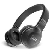 Fone De Ouvido Jbl E45bt On-ear Bluetooth 4.0 Original Preto - SONNIC SOUND