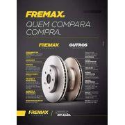 Par Disco Freio Dianteiro Hyundai Sonata 2.4/3.3 Original Fremax BD5171 - SONNIC SOUND