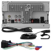 Central Multimidia Pioneer Astra Ar Condicionado Digital - SONNIC SOUND