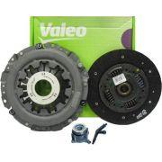 Kit Embreagem Com Atuador Siena 1.8 8v Valeo Cambio Mecanico 228225/VKCH4896 - SONNIC SOUND