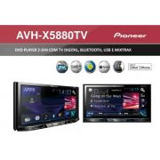 Multimidia Pioneer New Civic 07/11+TV+FT-WI+Camera Ré+Espelhamento - SONNIC SOUND