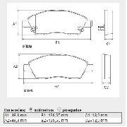 Jogo Pastilha Freio Original Bosch Nissan Versa March Diant BN1592 - SONNIC SOUND
