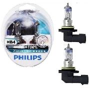 Kit Philips Com H7/h1/hb4 4300k Crystal Vision Ultra 4300k - SONNIC SOUND