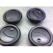 Conjunto De Difusor Ar Ford Ka 2008/2013 Com 4 Peças Preto AP1170 - SONNIC SOUND