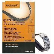 Kit Correia Dentada +tensor Agile/Montana/Meriva 1.4 8v Original CT874K3 - SONNIC SOUND