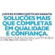 Par Junta Homocinetica Cobalt/Onix/Prisma 2012/2016 1.4 Abs Original Nakata NJH050583 - SONNIC SOUND