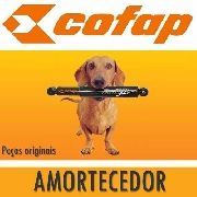 Amortecedor Dianteiro Esquerdo Sentra 01/2007 À 12/2013 Original Cofap GP33203 - SONNIC SOUND