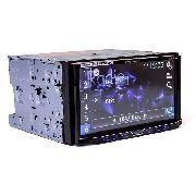 Central Multimidia Gol Voyage G5 Pioneer Avh-X598Tv + espelhamento - SONNIC SOUND