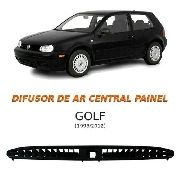 Difusor De Ar Superior Central Do Painel Golf 1998 A 2014 AP1093 - SONNIC SOUND