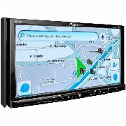 Central Multimídia Pioneer AVH-A4180TV Honda Fit Dx Lx AP534 2015 2016 2017 + Camera e Conectores - SONNIC SOUND