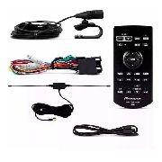 Central Multimidia Gol G7 AP554 Pioneer AVH-Z5280TV + Camera - SONNIC SOUND