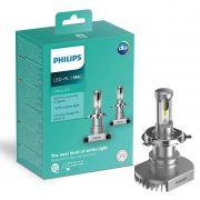 Par Lâmpada Philips H4 Ultinon Led 6200k  - SONNIC SOUND