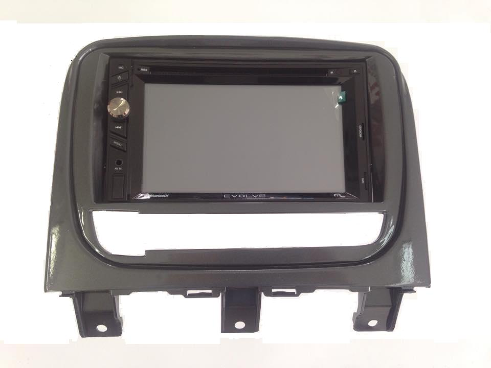 Central Multimidia Fiat Strada/Weekend 2013/2014/2015 com GPS, Tv Digital, Bluetooth, leitor de DVD e CD, Mp3 - SONNIC SOUND