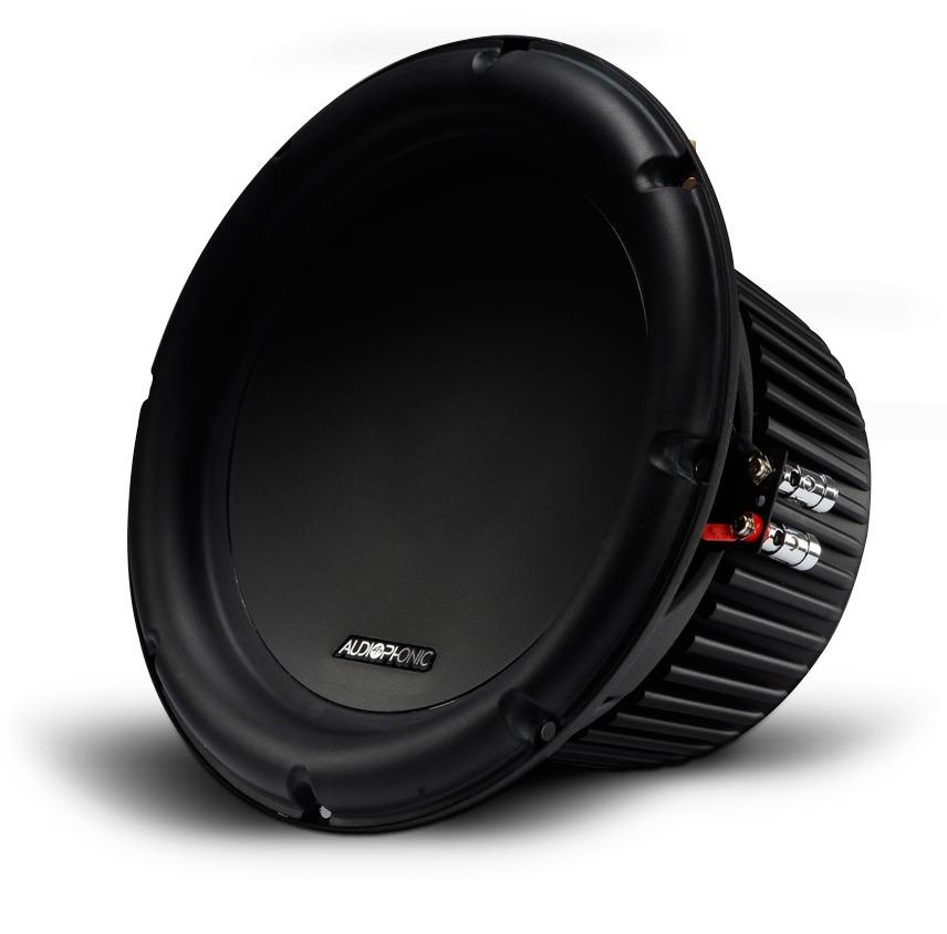 Subwoofer Club C1-10 D4 (4 Ohms) 300w RMS/600W - AudioPhonic - SONNIC SOUND