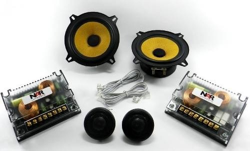 Kit 2 Vias Nar Audio 525-cs-3 5 Pols 120w Rms - SONNIC SOUND