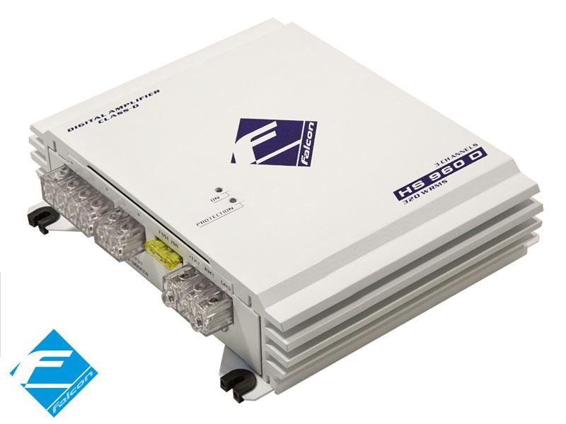Modulo Falcon Hs960 3 Canais Mono E Stereo 1040 Watts - SONNIC SOUND