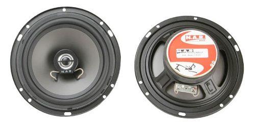 Par Alto Falante Coaxial Nar Audio 600-cx-1 6