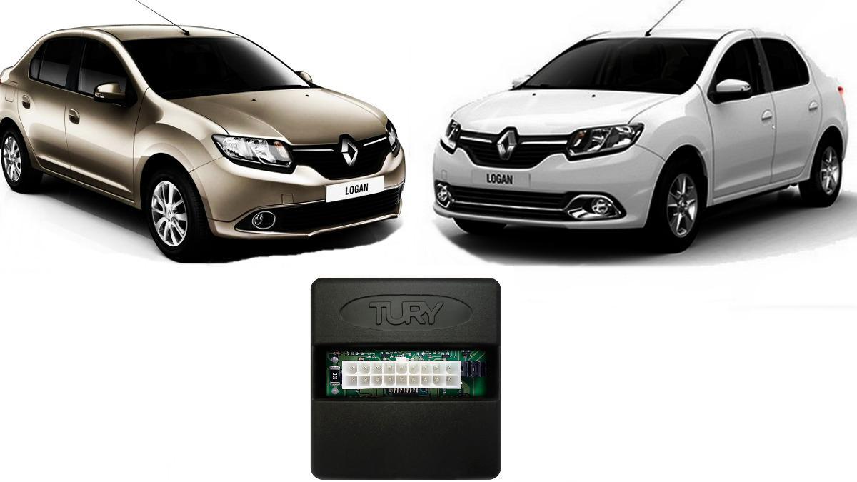Módulo Subida Vidro Tury Original Renault Logan 2014 2 Dianteiro - LVX8BX - SONNIC SOUND