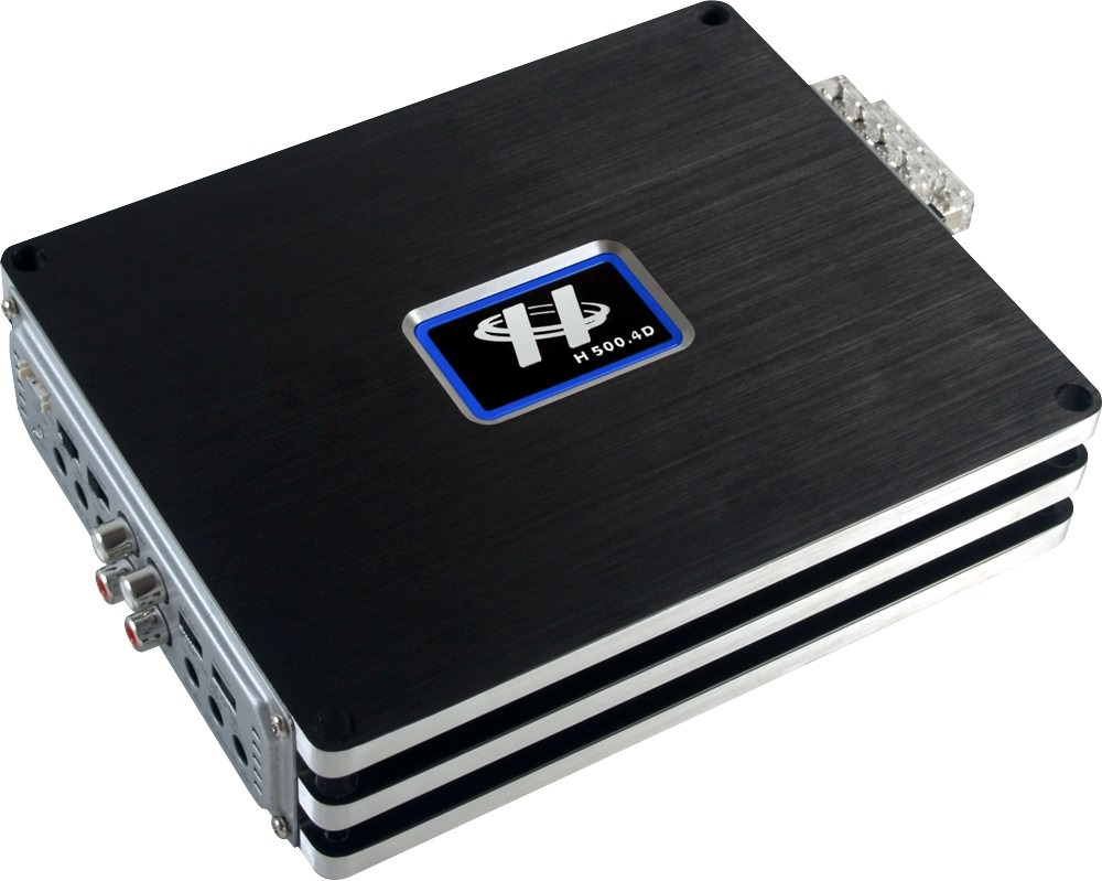 Modulo Amplificador Hurricane 500 Watts Digital 500.4 - SONNIC SOUND