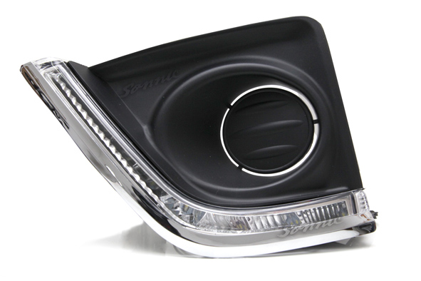 Kit DRL Corolla 2015/2016 Com Moldura - SONNIC SOUND
