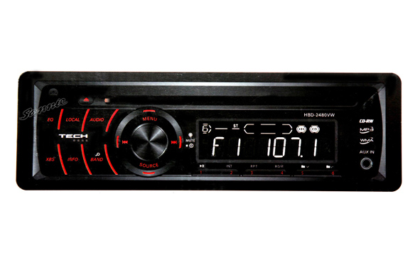 Radio CD Player MP3 Original VW Tech - SONNIC SOUND