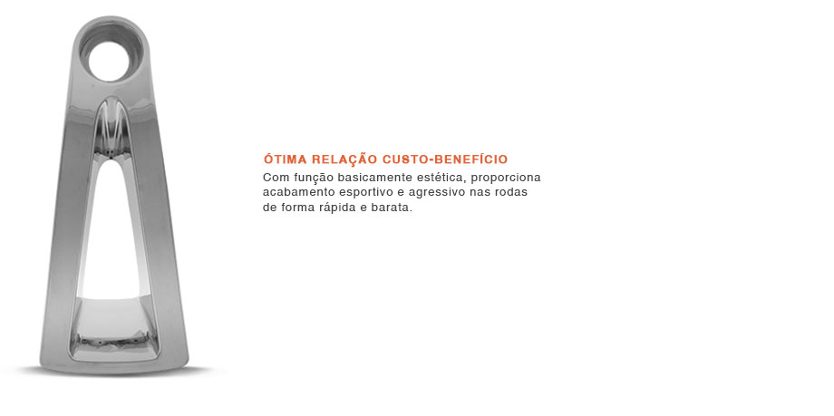 Kit Aplique Roda Calota Hyundai I30 Cromada 09 A 12 05 Peças - SONNIC SOUND