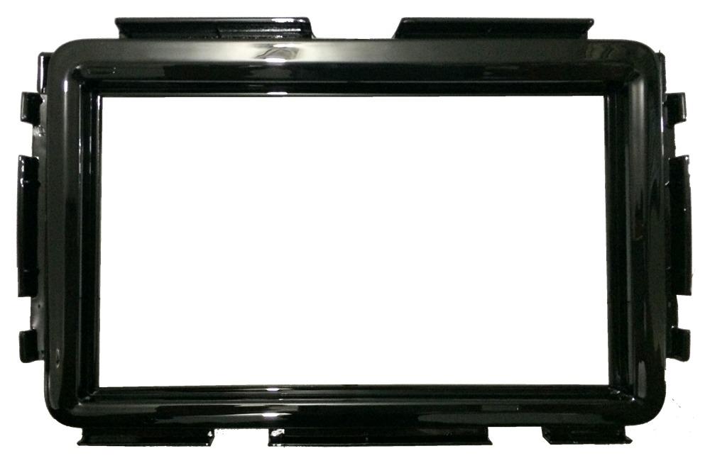 Moldura Painel DVD/Multimídia 2 DIN Honda Hrv AP851 - SONNIC SOUND