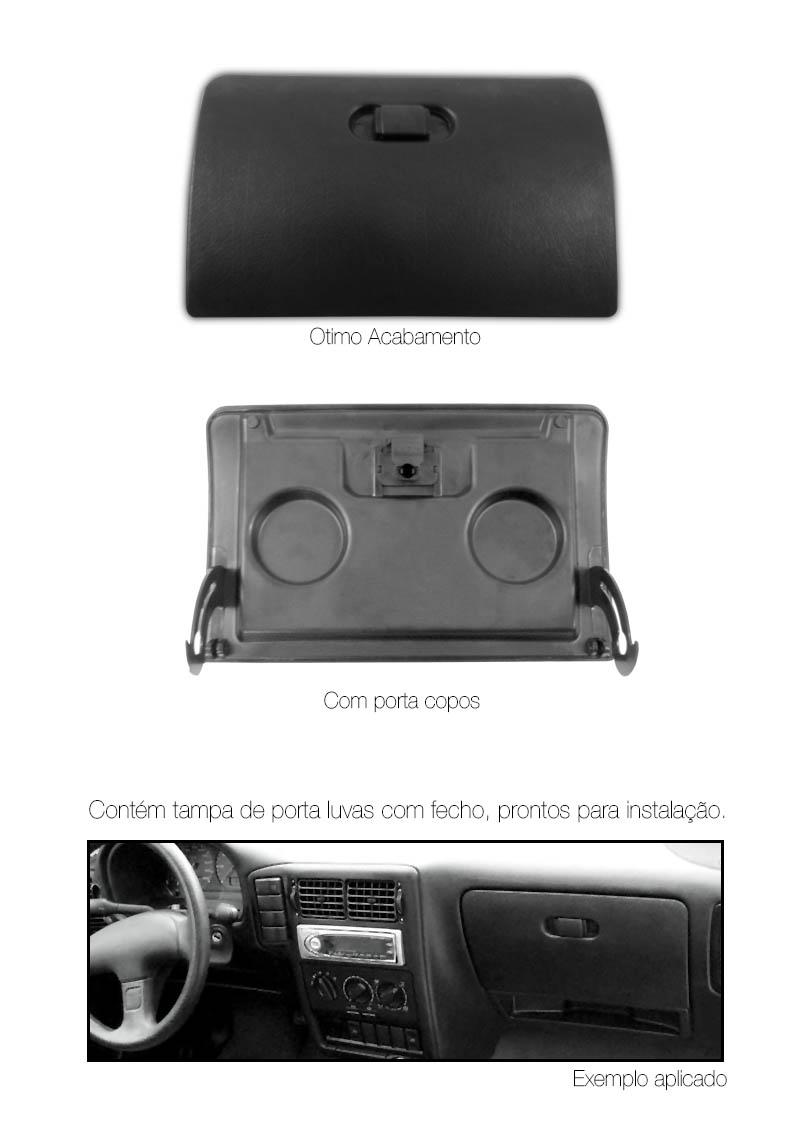 Tampa P/Luvas Polo Classic(Todos)/Seat Cordoba Hatch/Sedan AP762 - SONNIC SOUND