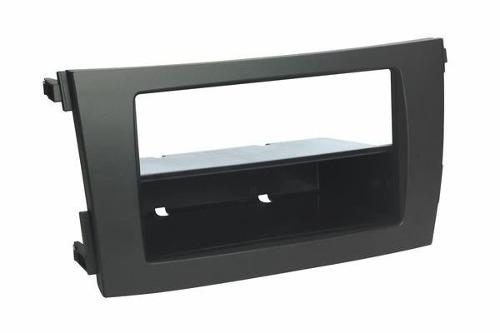 Moldura De Painel Dvd 1 Din Corolla 2009/2014 Cor Preto AP871 - SONNIC SOUND
